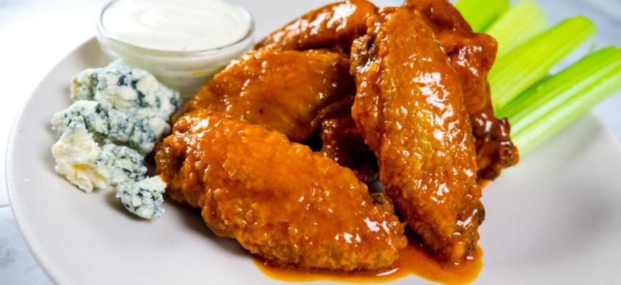 Classic Buffalo wings